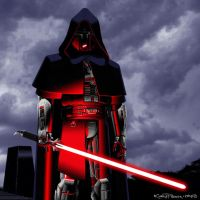Star Wars : Sith Knight Figure by WesternWanderer