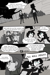 THE AMAZING FARADAY- Page One by Tankie64