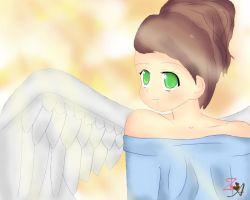 A Guardian Angel For You by Zinnia-Aster