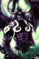 Illidan The Betrayer by MassoArt