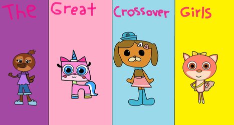 Great Crossover Girls by great-crossover