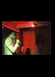 Cadence Weapon live by c-roy