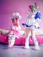 Di Gi Charat Cosplay by MaryMagika