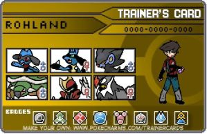 Rohland PkmnAce by 13thprotector