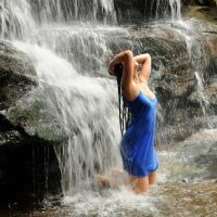 Stacey - wet blue 4 by wildplaces