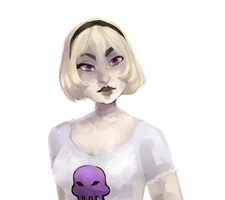 Rose Lalonde by neffelaid