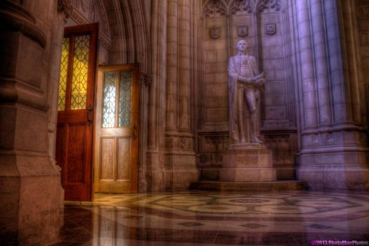 National Cathedral - Washington DC by Bulephotography