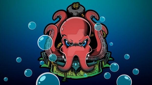 Octopus by H8orSaints