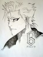Grimmjow by like-music-to-me