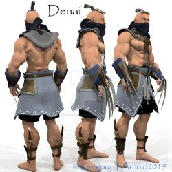 Denai Updated