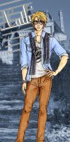 Fashion AS : Nathaniel by Liaah-chan