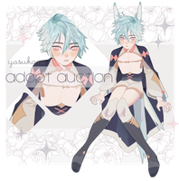 Design Auction  [Closed] ab added/ by Yasukani