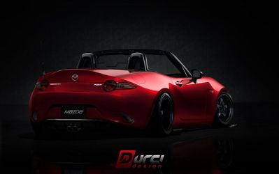 Mazda MX-5 MPS - rear by DURCI02