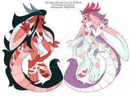 Bekoo Dragon Adoptables! 2/2 OPEN by SPoppet