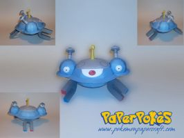 Magnezone Papercraft