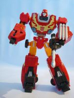 Rodimus Prime by jimdrknght