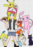 Usagi's pokemon xD by pacobird1