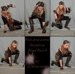 Post Apocalyptic Steampunk Stock Pack 9 by lucretia-stock