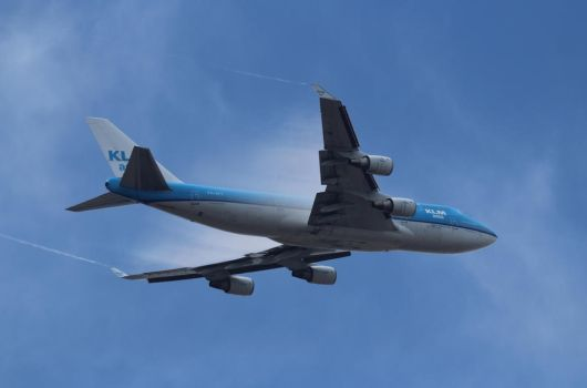 Boeing 747-400 by AnthonyC12
