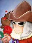 Jean Descole ~ A rose for you by andropov97