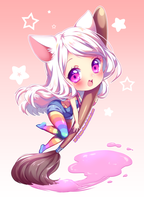 [+Video] Chibi for Kimik-Art by Neko-Rina