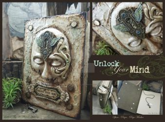 Unlock Your Mind by LuthienThye