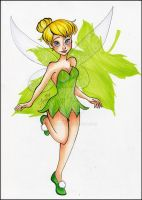 Tinkerbell by My-Anne