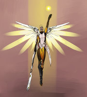 Mercy/Medic by Tinypop