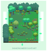 Level 1: Noob Woods by Immonia