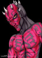 Darth Maul by furball891