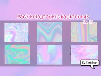 Holographic Backgrounds by Ferichan