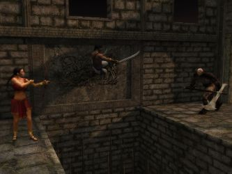 Prince Of Persia by NeilV