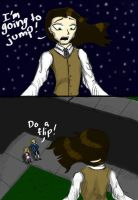Do a Flip, Louis! by Ambelle1120