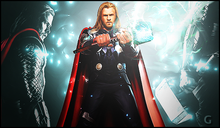 Thor by amelbg