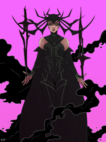 Hela by Lecoulte