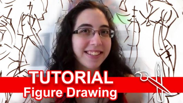 Tutorial: Figure Drawing (Video) by sambeawesome