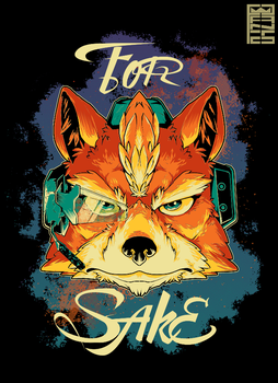 For Fox Sake! by masterpanto