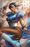 CHUNLI by NOPEYS