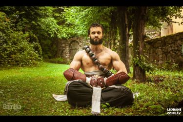UDYR from League of Legends by Leobane by LEOBANECOSPLAY