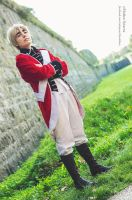 APH: American Revolution England by VirginMaryUnblood
