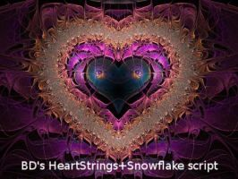 BD's HeartStrings-Snowflake by Fractal-Resources
