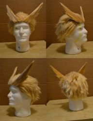Wig Commission - All Might by KamuiYamato