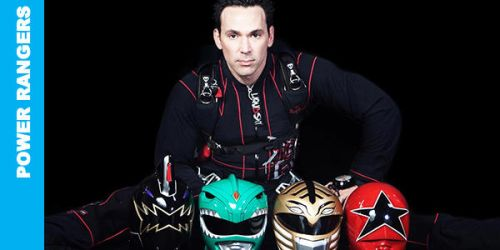TOMMY IN POWER RANGERS Megaforce by gao-Accel
