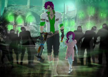 In The Beginning : Dead Homeland by Reito-sama