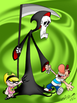 Don't Fear the Reaper by theflamingalberto