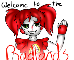 Welcome To The Badlands by pokemonfnaf1