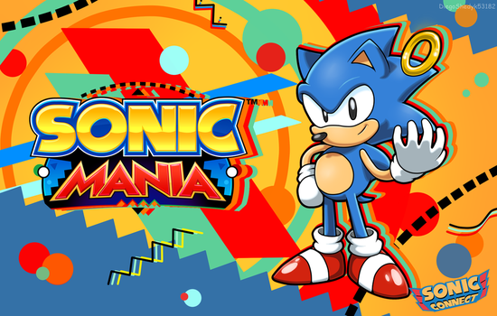 Sonic Mania Wallpaper - Sonic Connect Contest by DiegoShedyk53182