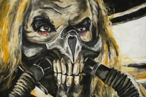 Immortan Joe I Mad Max Fury Road by buntUNDkreativ