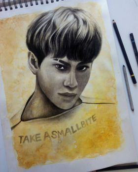 Taemin | SHINee by Art-Ablaze