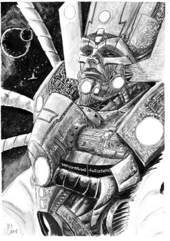 Weekly Sketches: Galactus by Kmadden2004